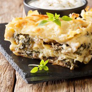 recetas de lasañas sin gluten germinal bio