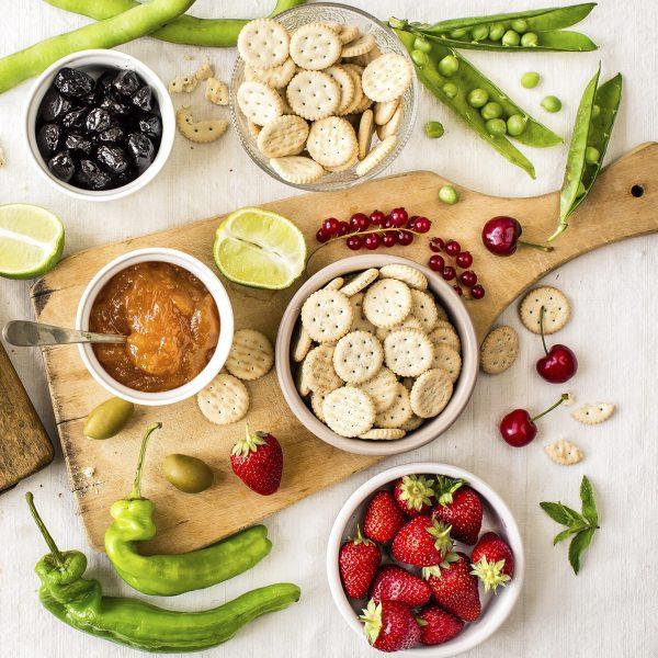 Crackers sin gluten de trigo sarraceno Germinal Bio