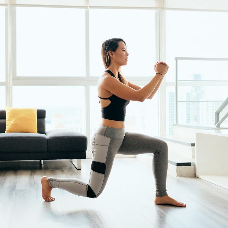 Rutina de ejercicios para lucir sano este verano