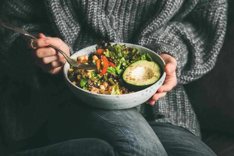 Dieta vegetariana: ponerla en práctica de manera saludable | Germinal Bio