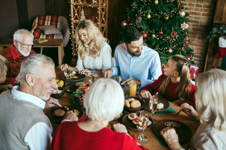 Consejos para pasar la Navidad en familia